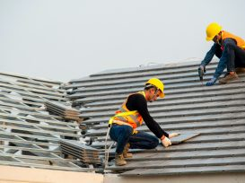 Roofing Foreman