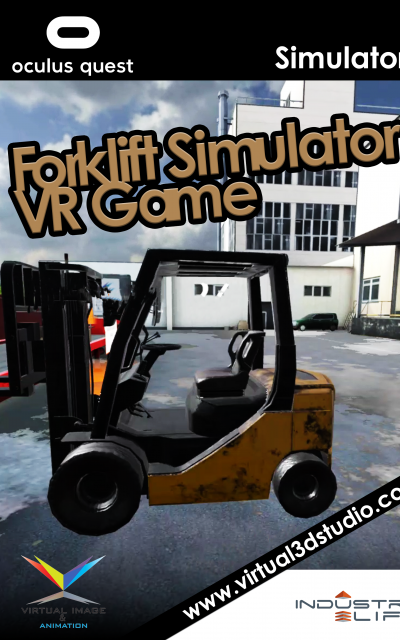 Forklift Operator Simulator